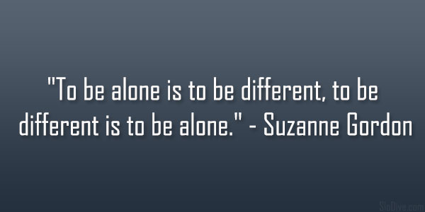 Suzanne Gordon Quote