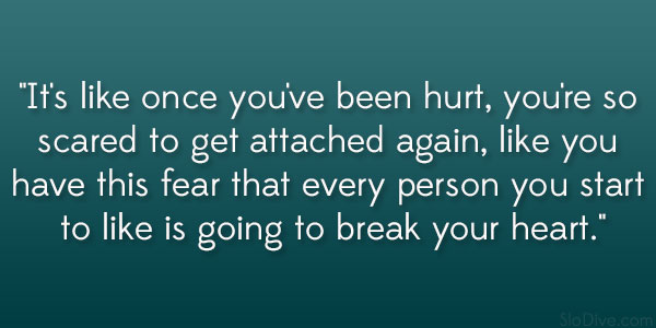 Quotes About Being Heartbroken - 22 Lovely Collections ...