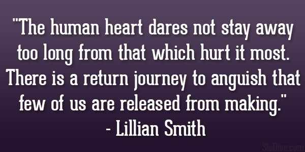 Lillian Smith Quote