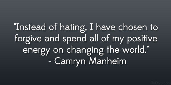 Camryn Manheim Quote