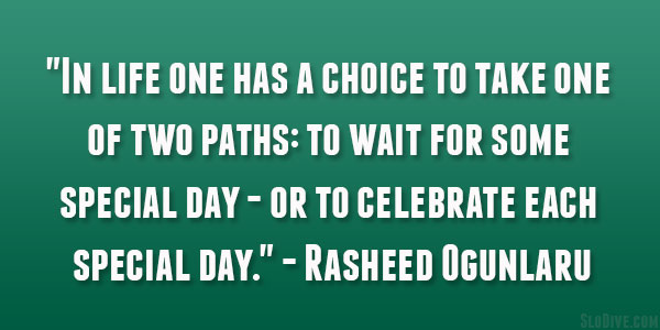 Rasheed Ogunlaru Quote