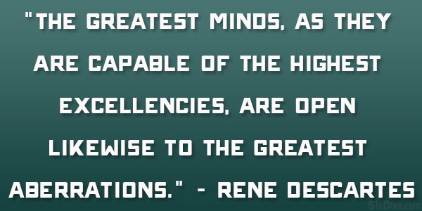 The Greatest Minds