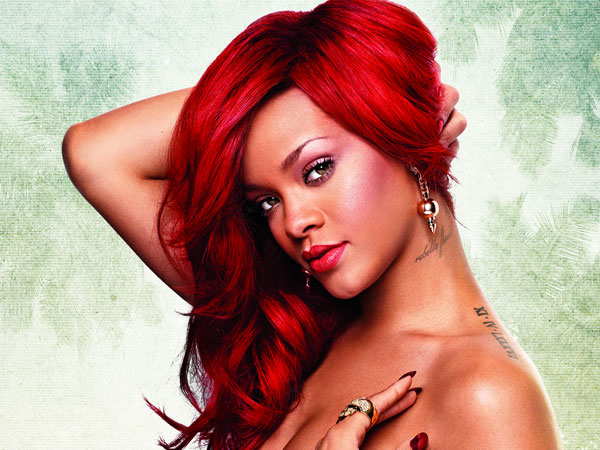 Text Tattoos For Rihanna