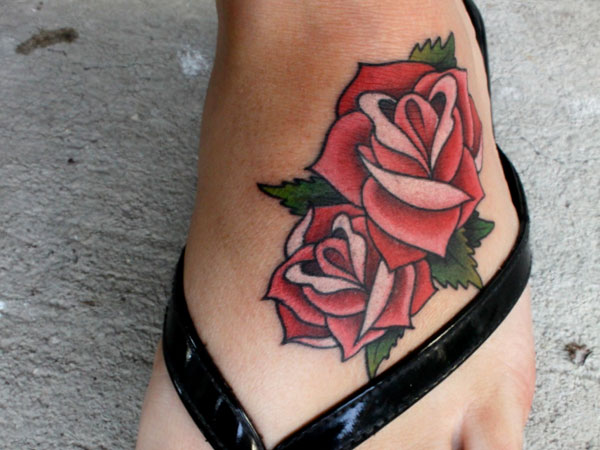 Romantic Love Tattoo