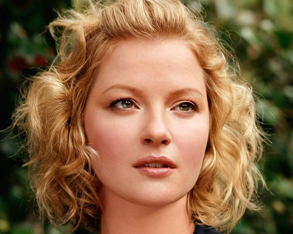 Graceful Curly Hairstyle