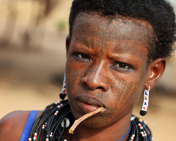 Traditional Hairstyle