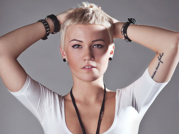 Incredible 26 Alluring Short Hairstyles For Square Faces Short Hairstyles Gunalazisus