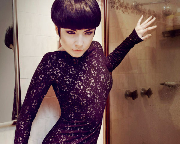 Compact Short Hairstyle