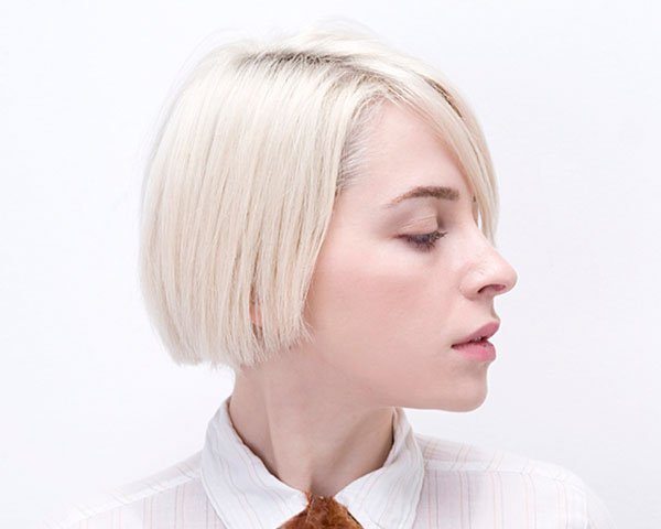 Simple Short Hairstyle