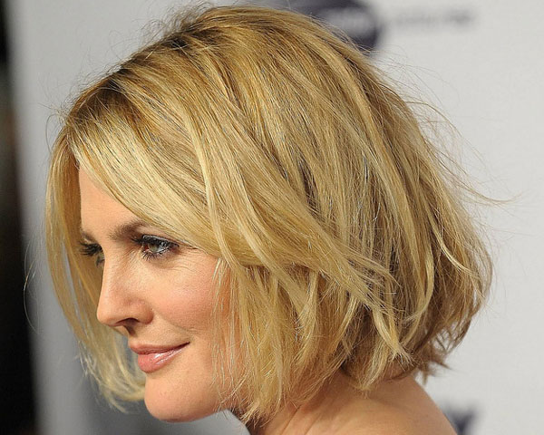 Celebrity Layered Haircut