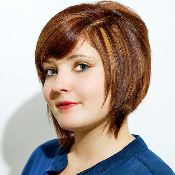 Great Asymmetrical Short Haircuts for Round Faces 600 x 600 · 71 kB · jpeg