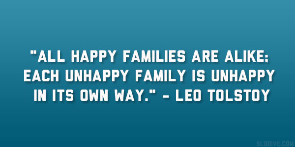 Leo Tolstoy Quote