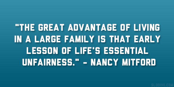 Nancy Mitford Quote