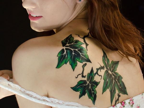 leaf 26 Risque Tattoos For Girls For 2013