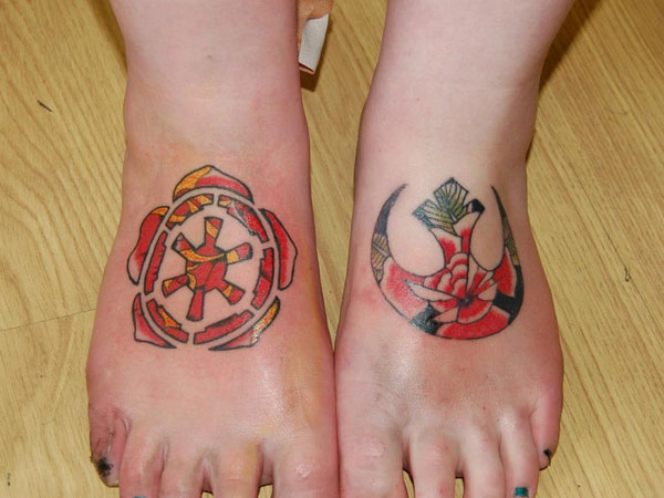 star wars 26 Risque Tattoos For Girls For 2013