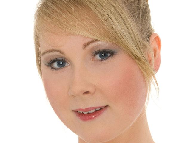 blonde 32 Dashing Updos For Medium Length Hair For 2013