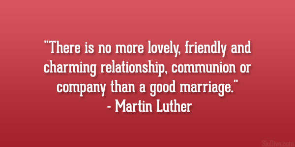 Martin Luther Quote