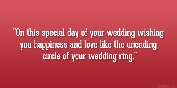 Wedding Wishes Quotes In A Variety Of Styles Design Press