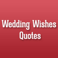 29 Delightful Wedding Wishes Quotes