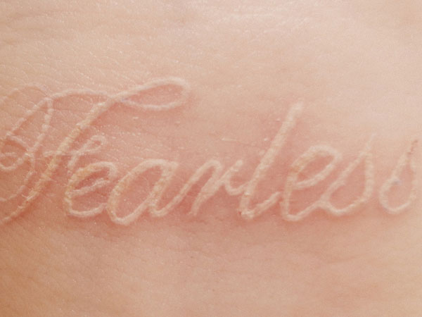 Just Fearless Tattoo