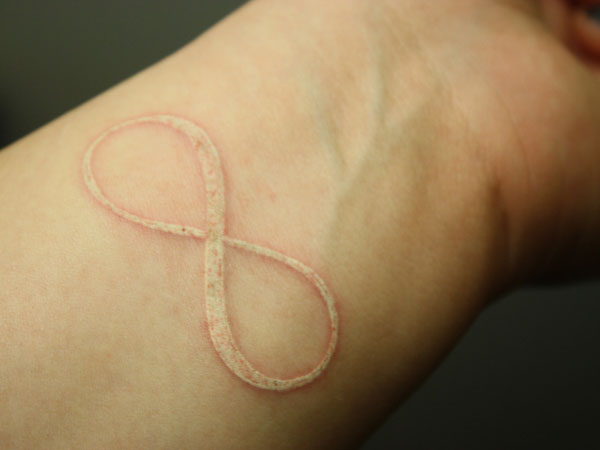 Infinite Loop Tattoo
