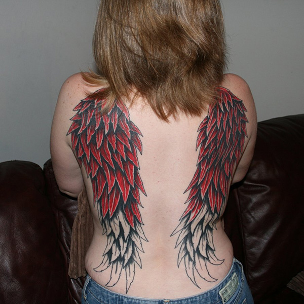 Red White Wings