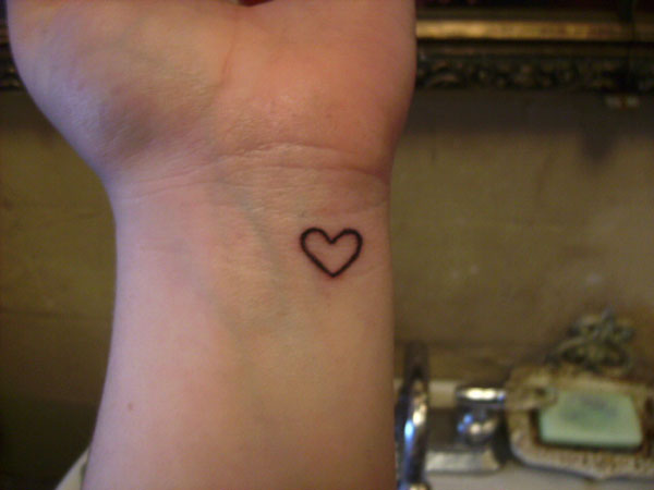 My Heart Tat