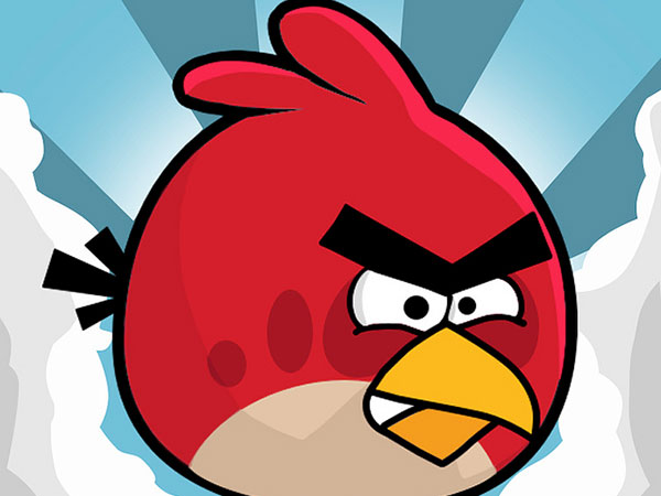 Classic Angry Bird
