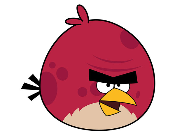 big red 42 Exceptional Angry Birds Pictures
