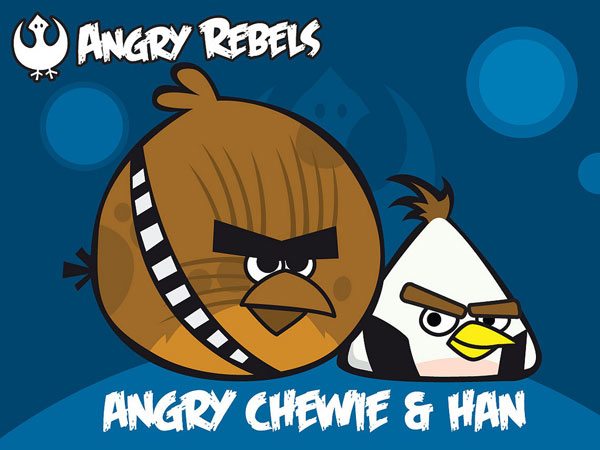 burning 42 Exceptional Angry Birds Pictures