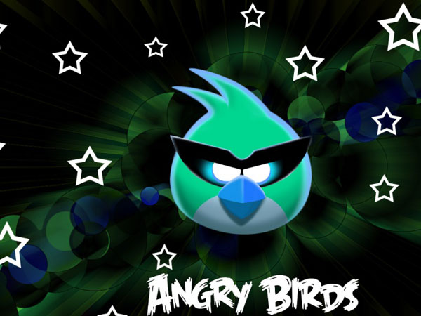 captain 42 Exceptional Angry Birds Pictures