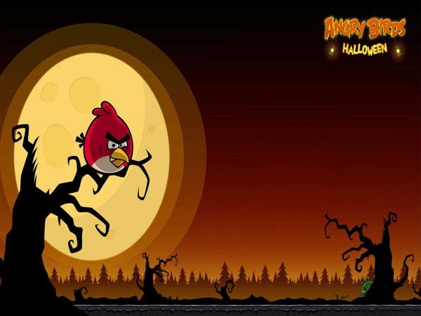 Halloween Angry Birds Pic