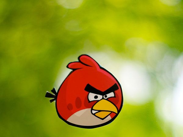 naughty 42 Exceptional Angry Birds Pictures