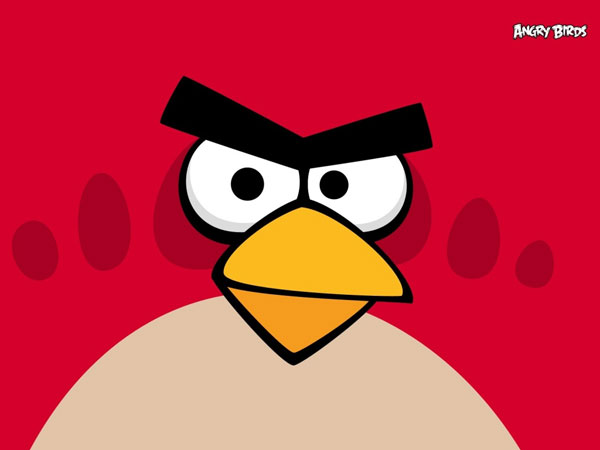 Angry Birds Gimme Red