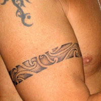 22 Decorative Armband Tattoos For 2013