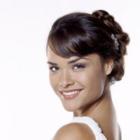 26 Quick and Easy Updos For Medium Length Hair