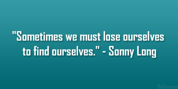 Sonny Long Quote