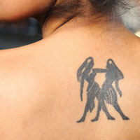 24 Striking Gemini Tattoos For 2013