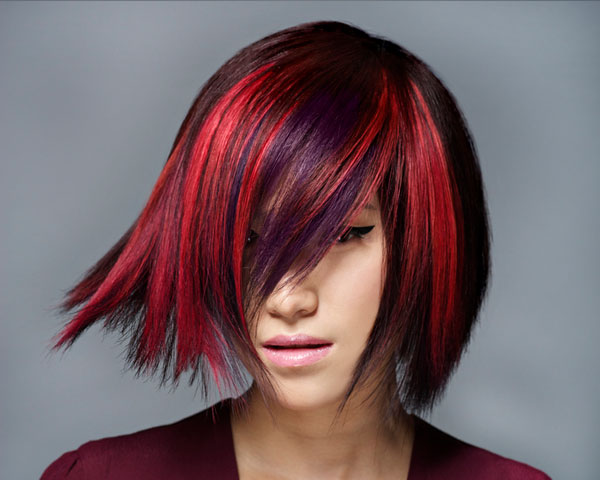 32 Eyecatching Highlights For Black Hair For 2013