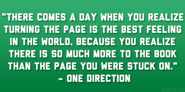One Direction Quote