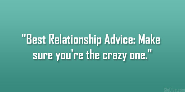 Best Relationship Advice