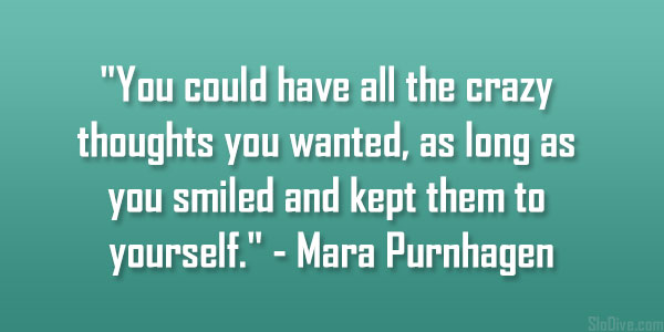 Mara Purnhagen Quote