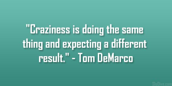 Tom DeMarco Quote