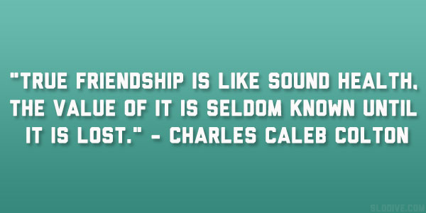 quotes about friends enlivening collections design press