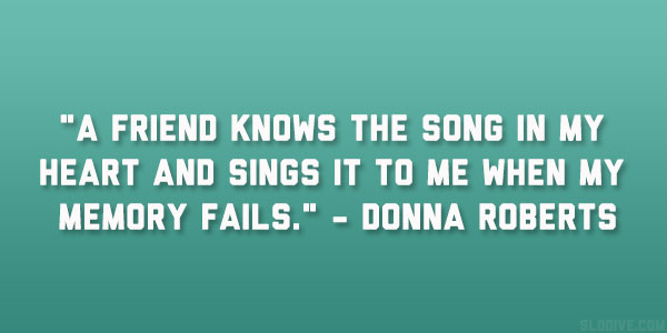 Donna Roberts Quote