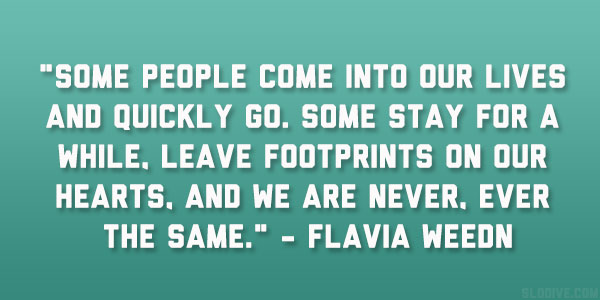 Flavia Weedn Quote