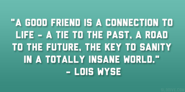 Lois Wyse Quote