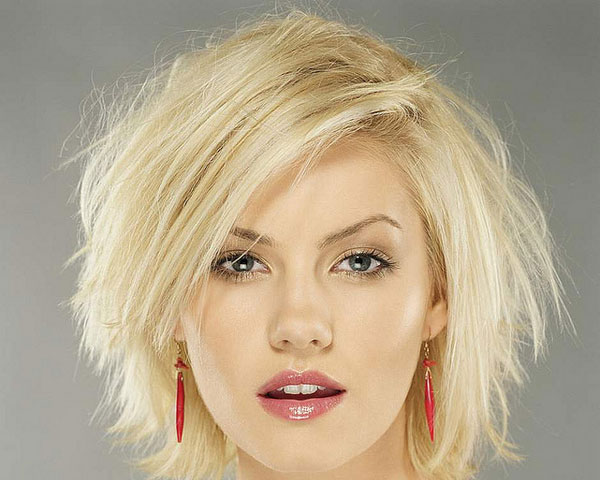 Short Shaggy Hairstyles 30 short shaggy haircuts httpwwwshort haircutcom Shaggy Side Parted Hairstyle