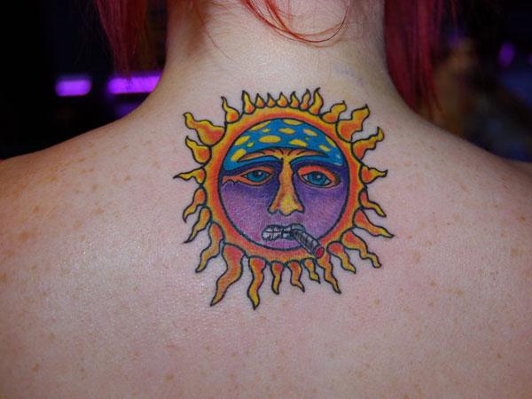 The Sun Cloud