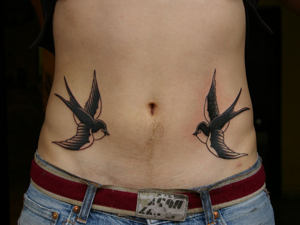 Swallows Stomach Design